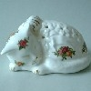 Royal Albert Cat Poupli Pot