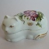 Elizabeth Arden Cat Trinket Box